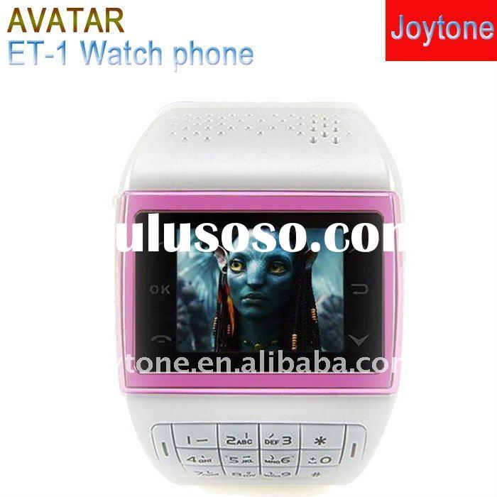 Touch screen hand watch mobile phone (ET-1)