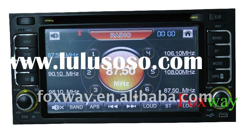 Toyota Universal Double din Car DVD GPS player