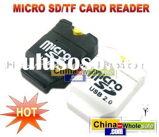 USB 2.0 Micro SD MicroSD TF T-Flash Memory High Speed Card Reader