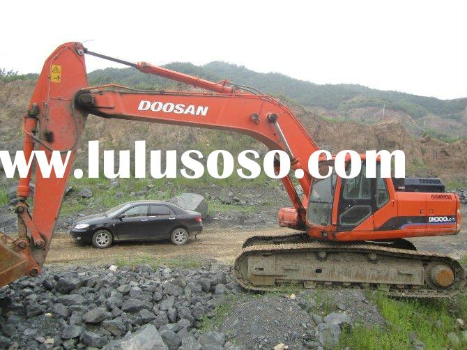 Used Daewoo Excavator DH300LC-7