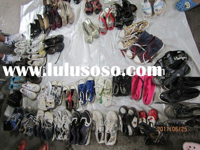 Used Shoes,Secondhand shoes,Used Sports shoes