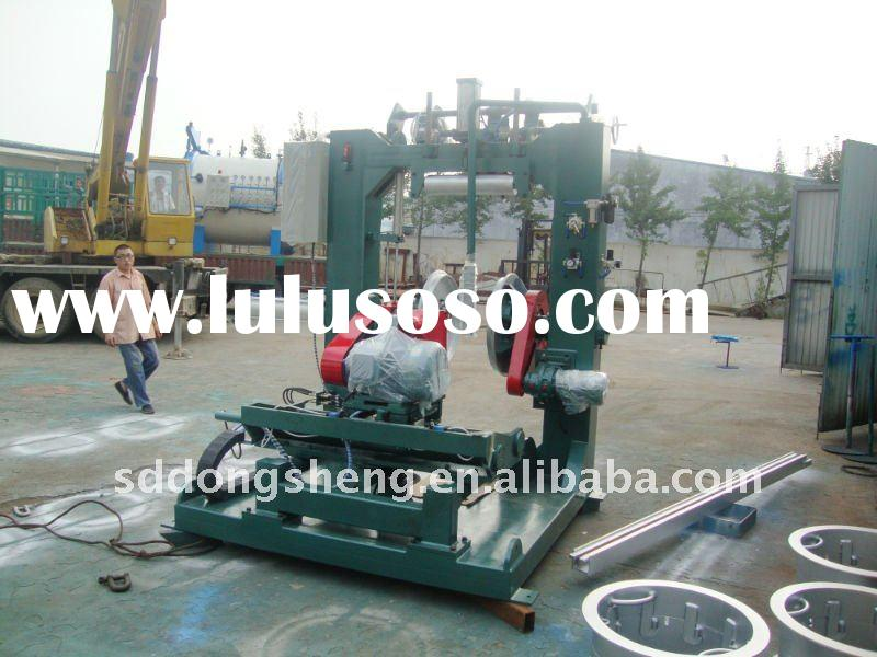 Used Tire/Tyre retreading machine - Tread press fit machine