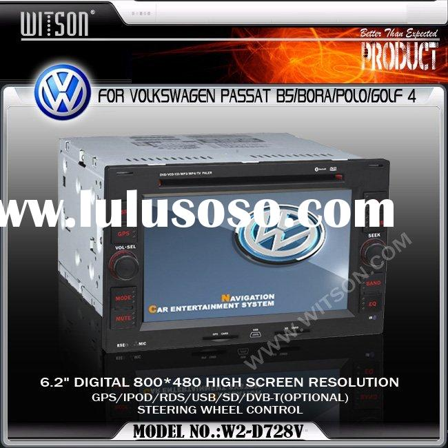 VW PASSAT B5 WITSON Special Car DVD Player for VOLKSWAGEN PASSAT B5 with GPS