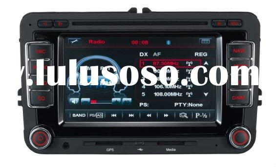 VW Passat car dvd player navigation system with gps map
