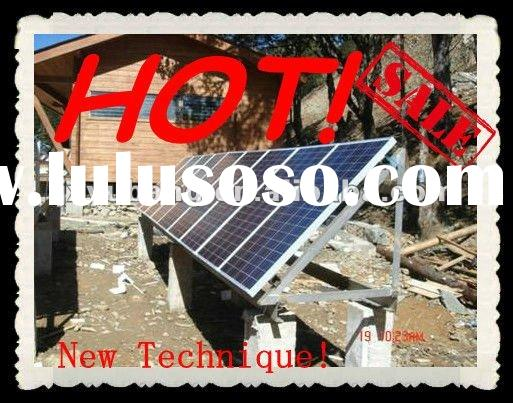 Very Useful 500w 500va supply 1kw 2kw energy solar panel kit Home solar power system photovoltaic sy