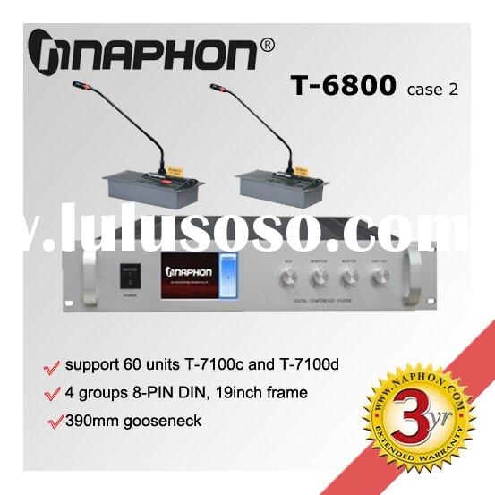 Voting Conference Microphone System T-6800