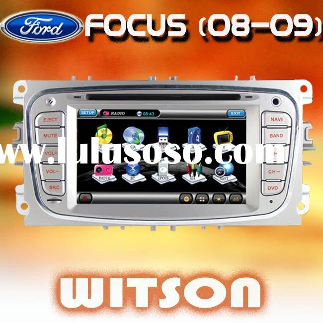 WITSON Auto Radio Car DVD FORD FOCUS(>2008)