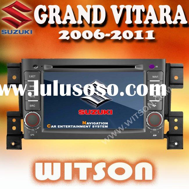WITSON Car DVD GPS For SUZUKI GRAND VITARA with Built-in GPS