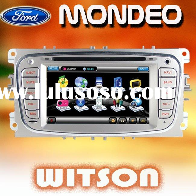 WITSON FORD MONDEO 2007-2011 CAR AUDIO VIDEO