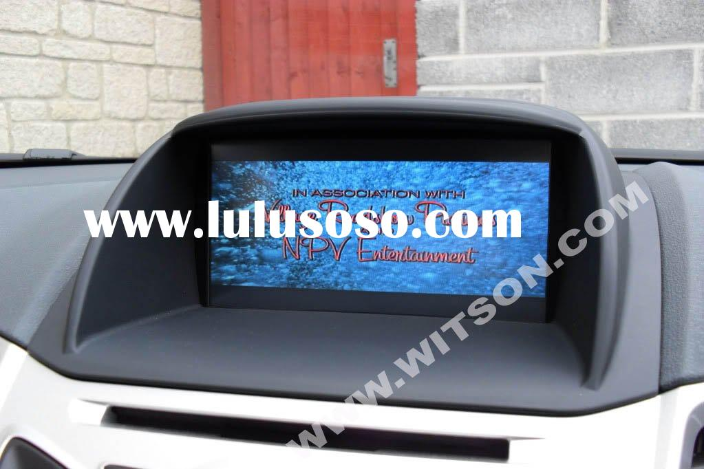 WITSON car dvd GPS with bluetooth FM AM TV FOR FORD FIESTA 2009