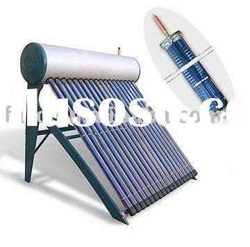WKC-LZ-1.8M/30# High-pressured solar water heater ( glass tube and heat pipe)