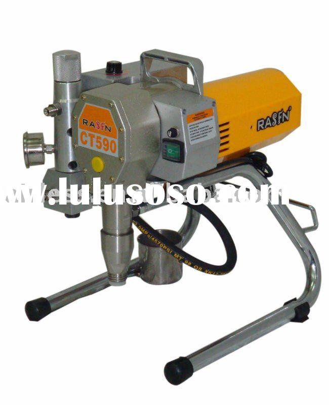Wagner airless paint sprayer for sale price china for Paint sprayers for sale