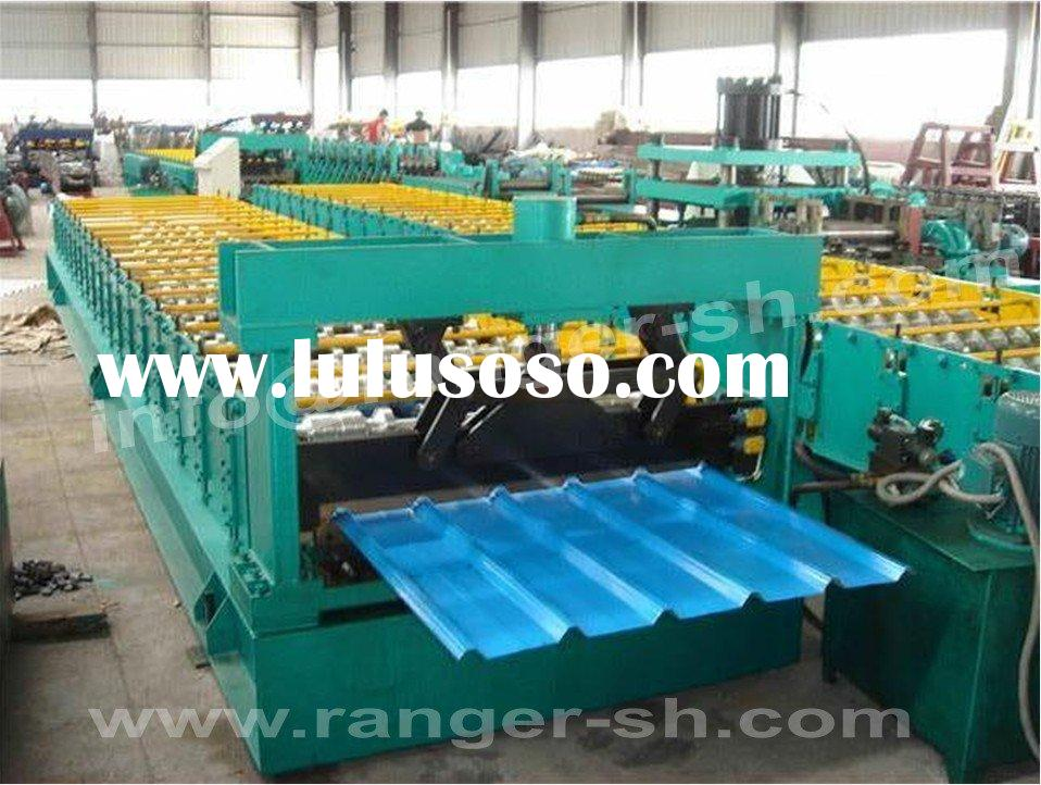 Wall Cladding Sheet Machine From Roll Forming Machine Manufacturer