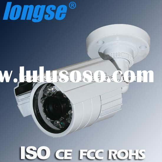 Waterproof outdoor CCTV surveillance camera