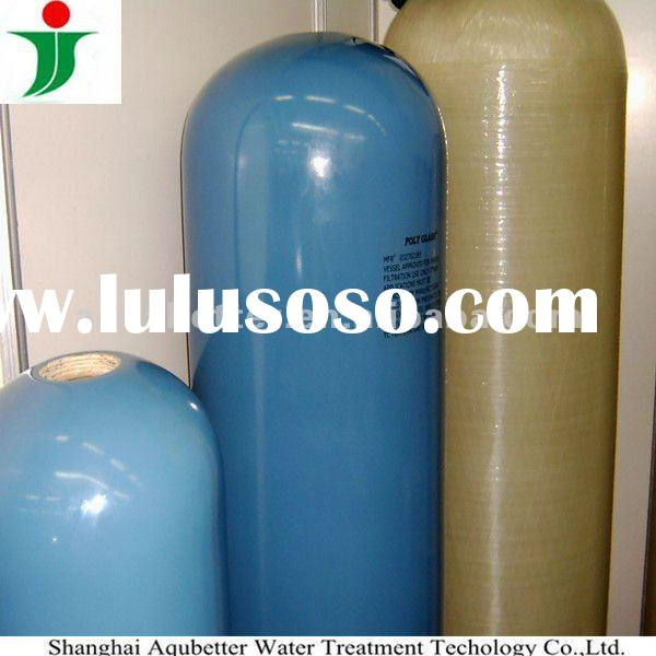 Wave cyber water filter/softener fiberglass pressure tanks