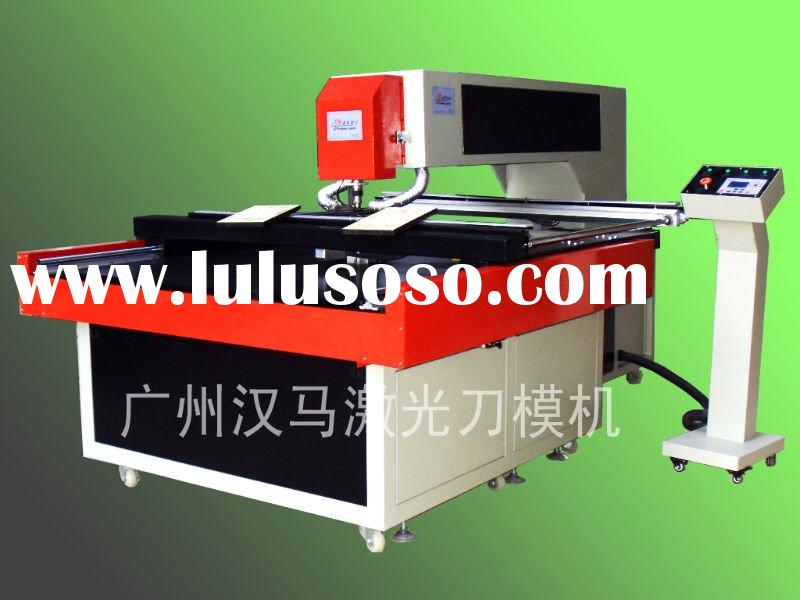 We are looking for distributors or trade companies for our laser cutting machien