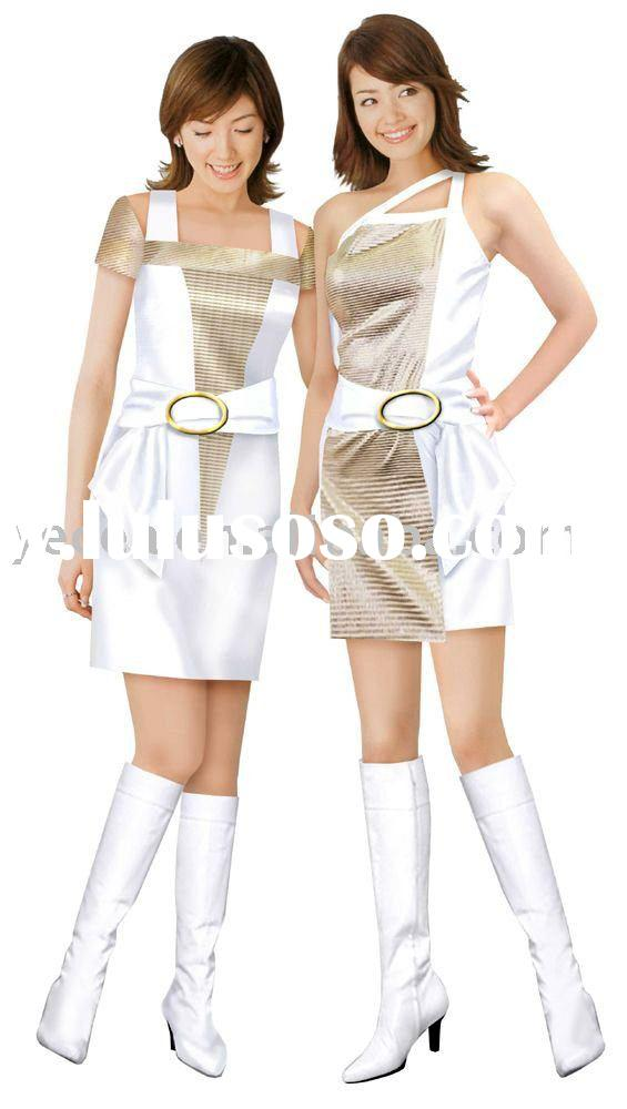 White Promotional uniform