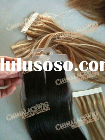Wholesale Double sided tape hair extensions