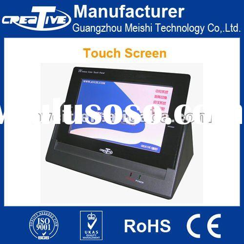 Wireless Touch Screen Control System