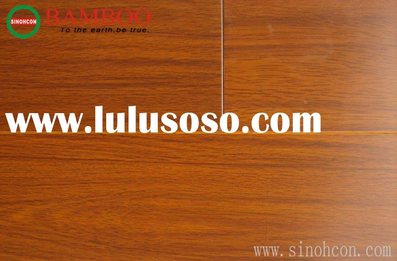 Wood veins bamboo flooring