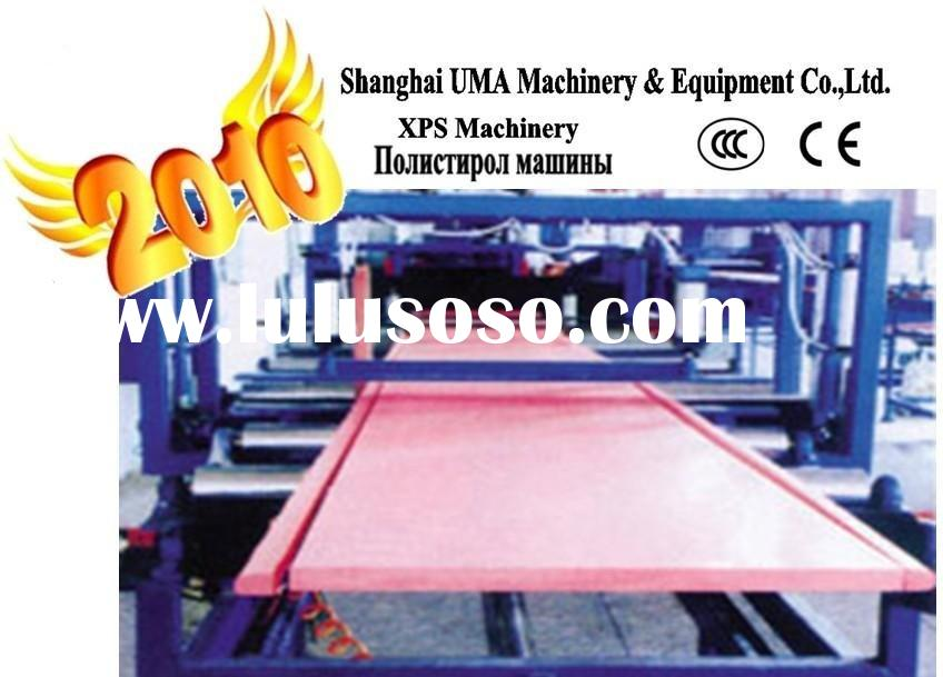 XPS sheet&board&plates making machine and production line--CO2 forming technology background