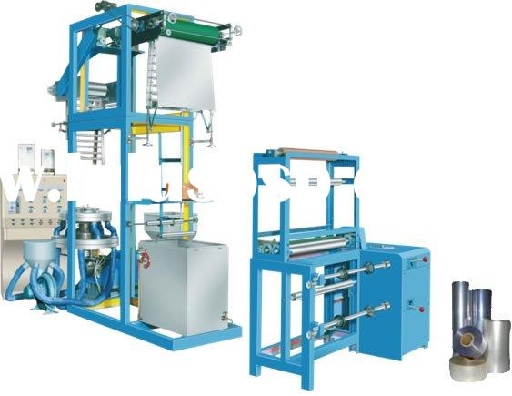 XT-FB-50(60) PVC Heat Shrink Film Extrusion Machine