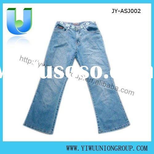 Yiwu Stock Jeans