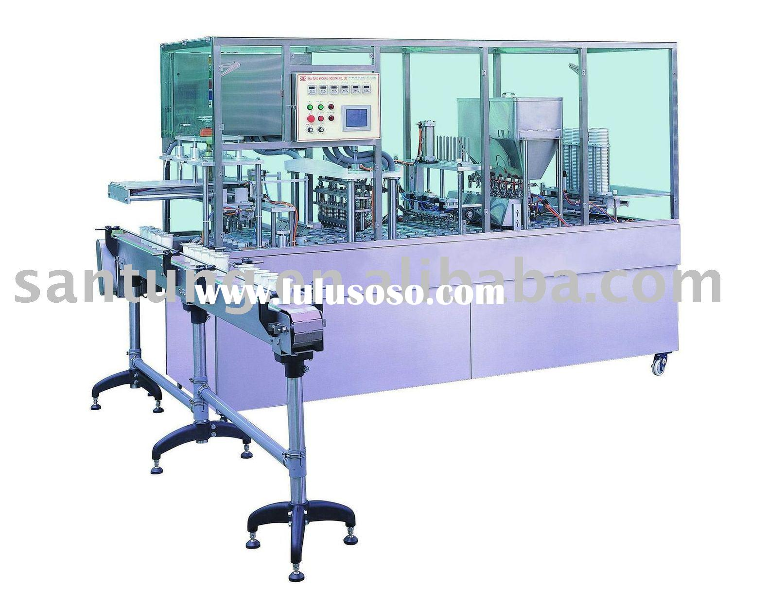 Yogurt Filling Sealing Machine