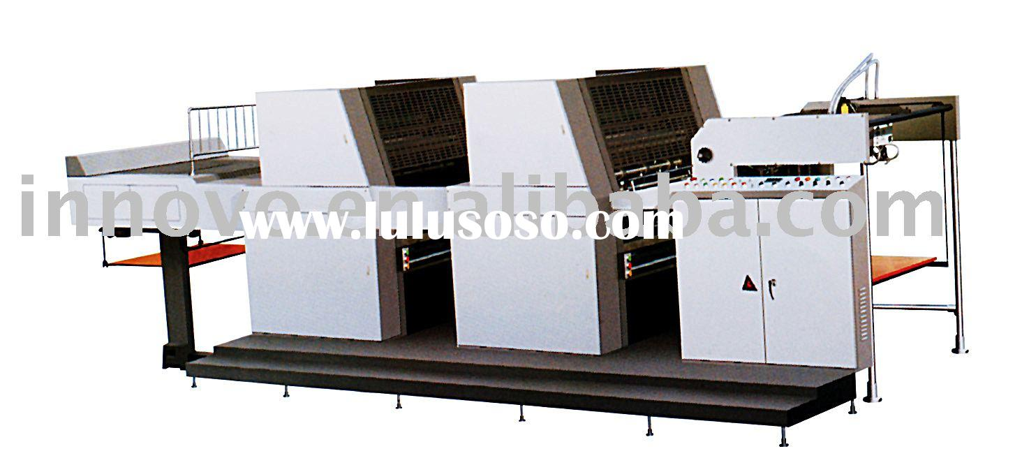 ZX2B-920 Double-Side Two Color Sheet-Fed Offset Press printing machine