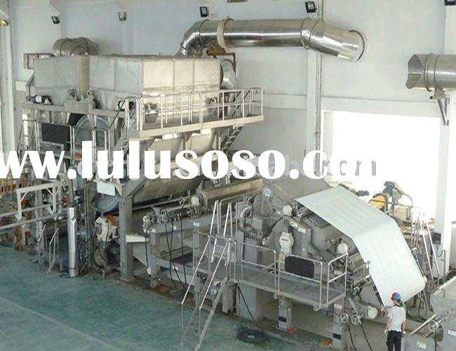 .1575mm High Speed Toilet Tissue Paper Machine