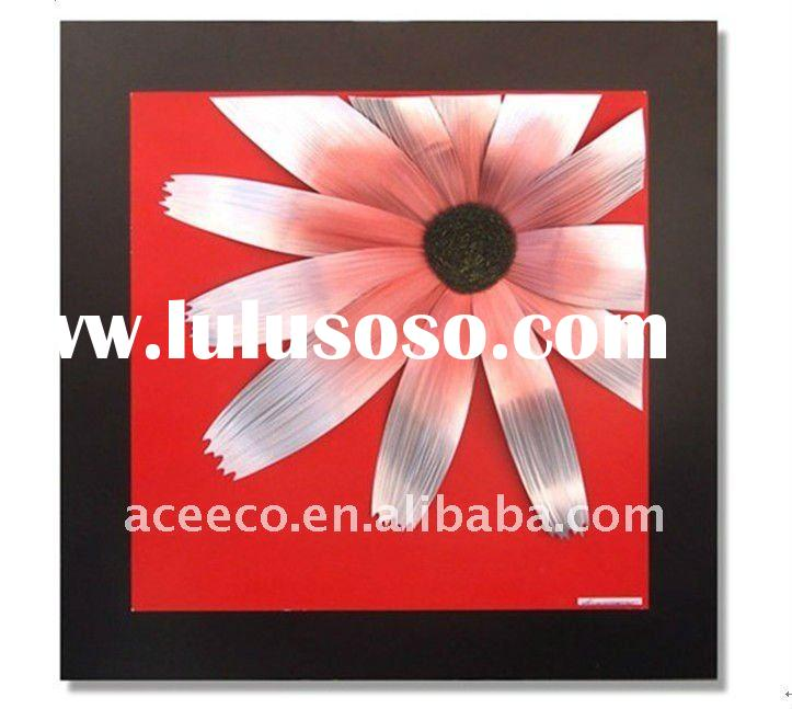 (A07-011-1) Big metal wall hanging picture, fashion home decor