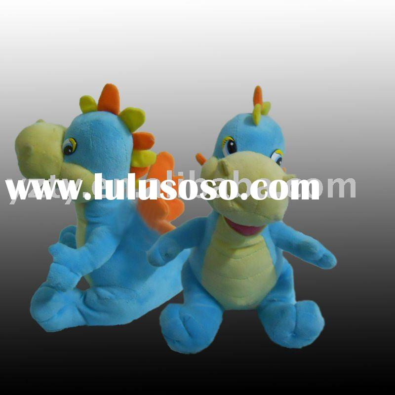 (Factory supply)stuffed animal& plush dragon toy