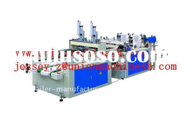 (HOT!!!!) High Speed Plastic Bag Machine For Sale