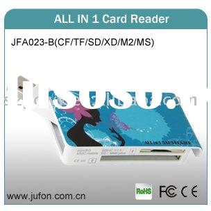 *Hot sale High Speed All in one Card Reader