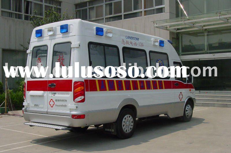 (Manufacturer): Intensive Care Ambulances Vehicle with IVECO chassis