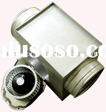 ac metal centrifugal fan box 100mm with CE
