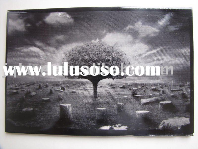 acrylic/double color board/glass Laser engraving and cutting machine