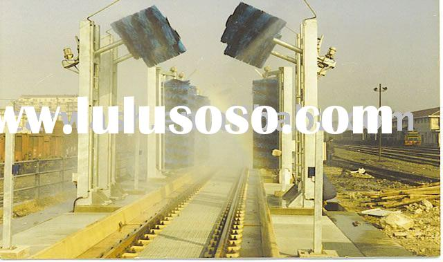 automatic train wash system T10