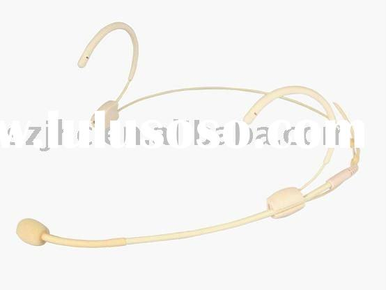 best quality headset microphone with competitive price and fashion appearance