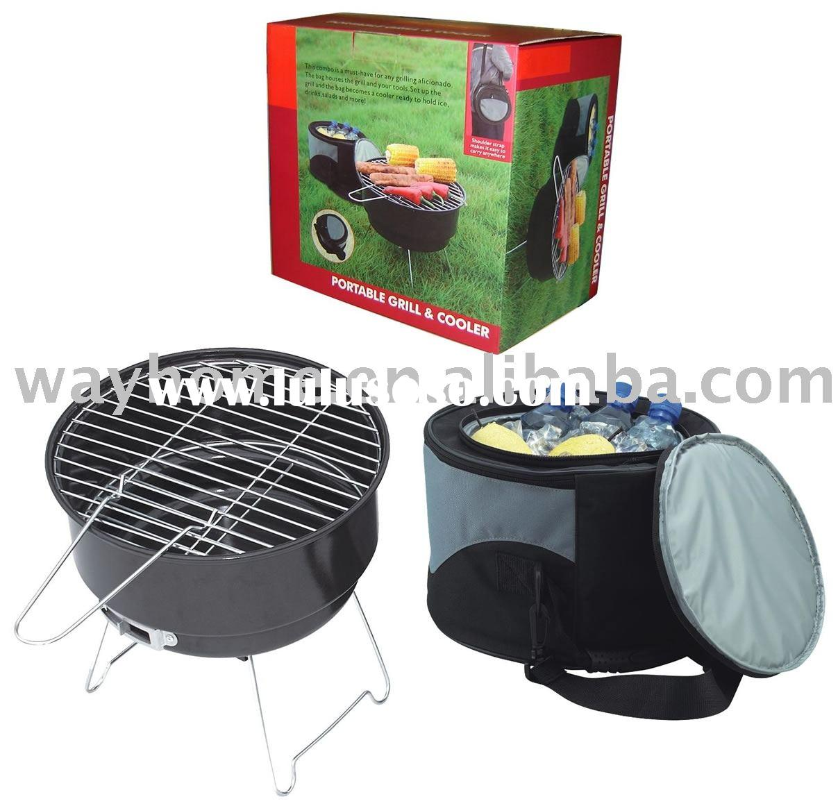 camping hiking hunting fishing picnic outdoor travel adventurer portable grill&cooler,Grill/Cool