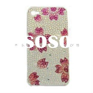 cell phone crystal case