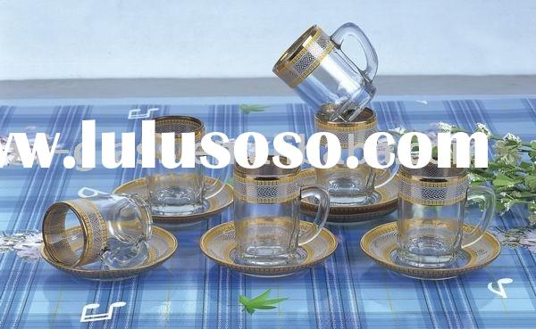 coffee glass / tea glass