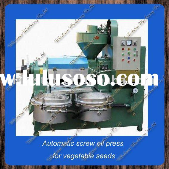 combined screw palm kernel oil extraction machine