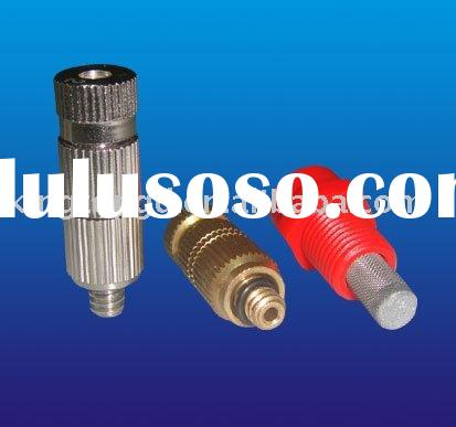 cooling mist spray nozzle