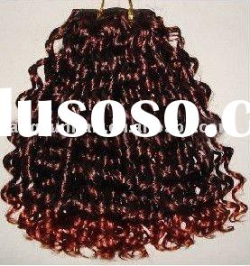 curly brazilian remy human hair weave