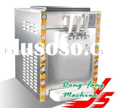 desktop BQL-216 soft serve ice cream machine
