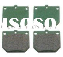disc brake pad, brake part, auto part, semi-metal brake pad, OEM:41060-01W25, AN25K, For Nissan