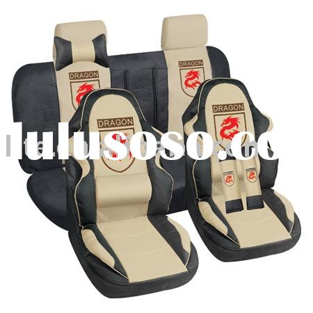 dragon full set car seat cover,auto seat covers ,car accessories