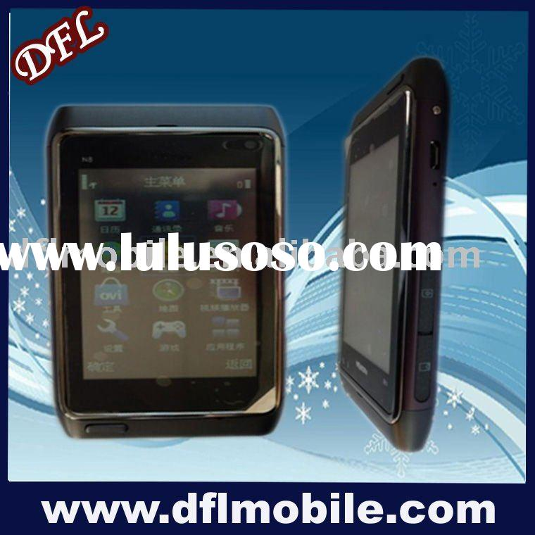 dual sim touch screen mobile phone