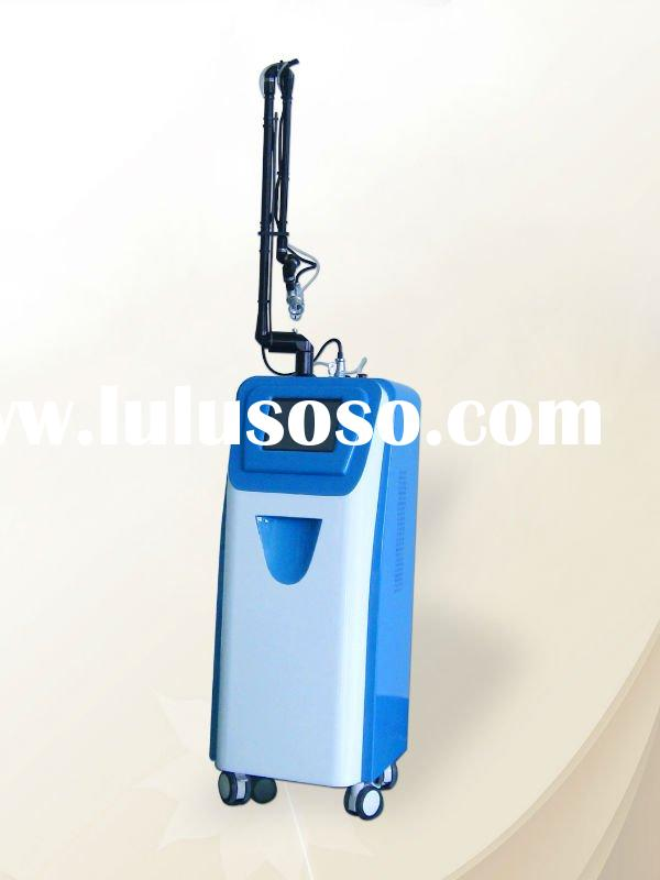 effective CO2 Fractional Laser System PZ-604 f